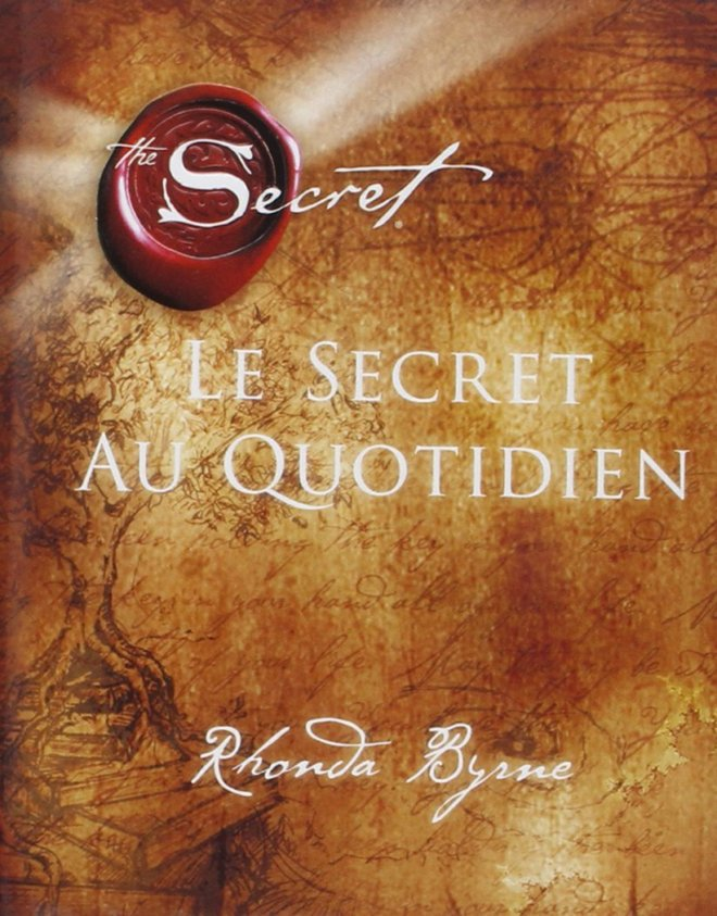 Le secret de Rhonda Byrne